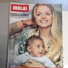 Coleccionismo de Revista Hola: REVISTA HOLA 1310-4 OCTUBRE 1969, PORTADA EWA AULIN, PETER TOWNSEND, SVETLANA STALIN. . Lote 95862903