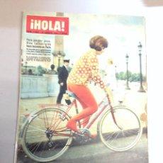 Collectionnisme de Magazine Hola: REVISTA HOLA Nº 1043 - 22 AGOSTO 1964- GINA LOLLABRIGIDA. Lote 95863991