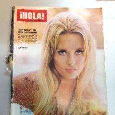 Collectionnisme de Magazine Hola: REVISTA HOLA Nº 1228 - 9 MARZO 1968 , ADAMO, FAYE DUNAWAY, EL SAH SE REUNE CON FARAH. Lote 95871735