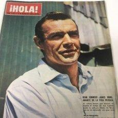 Coleccionismo de Revista Hola: REVISTA HOLA NUM 1072 13 DE MARZO DE 1965. Lote 95911743
