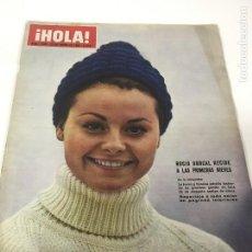 Coleccionismo de Revista Hola: REVISTA HOLA NUM 1065 23 DE ENERO DE 1965. Lote 95911803