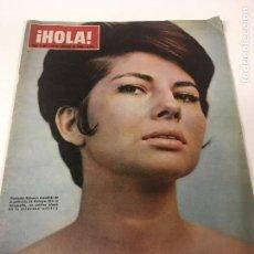 Coleccionismo de Revista Hola: REVISTA HOLA NUM 1069 20 DE FEBRERO DE 1965. Lote 95911851