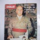 Coleccionismo de Revista Hola: REVISTA ¡HOLA! Nº 1628. 8 DE NOVIEMBRE DE 1975. LA ENFERMEDAD DE FRANCO. TDKR43. Lote 97442487