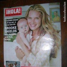 Coleccionismo de Revista Hola: (F,1) REVISTA HOLA Nº 3082 AÑO 2003 ( ALESSANDRO LEQUIO Y MARÍA PALACIOS PASAN UNAS ROMÁNTICAS VA. Lote 97577351