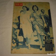 Coleccionismo de Revista Hola: HOLA N° 673 INGRID BERGMAN Y SU HIJA. Lote 97717583