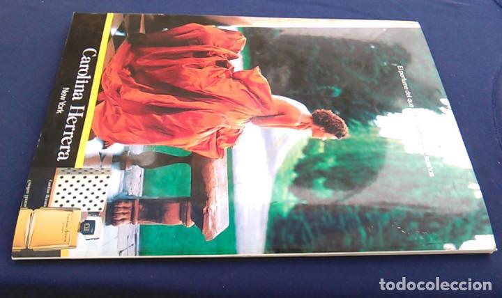 Coleccionismo de Revista Hola: Revista HOLA, número especial de Alta Costura. otoño invierno 1997-98. Modelos MODA DE LOS años 90. - Foto 20 - 99824503