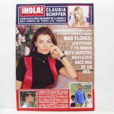 Coleccionismo de Revista Hola: REVISTA DE SOCIEDAD HOLA - ENERO DE 1998 - Nº 2789. Lote 100687699