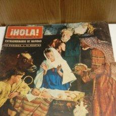 Coleccionismo de Revista Hola: REVISTA HOLA. DICIEMBRE DE 1964. Lote 101152800