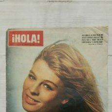 Coleccionismo de Revista Hola: REVISTA HOLA - N° 1118 - 29/1/1966. Lote 101386376
