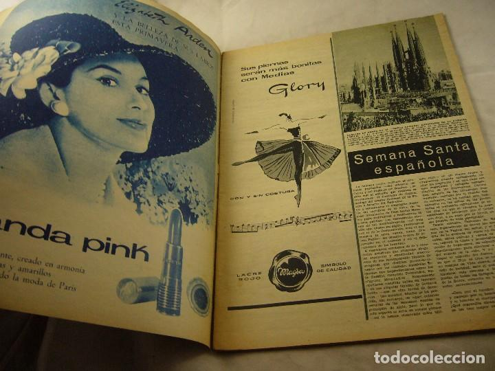 Coleccionismo de Revista Hola: Revista Hola 760 21 de marzo de 1959 - Foto 2 - 101439435
