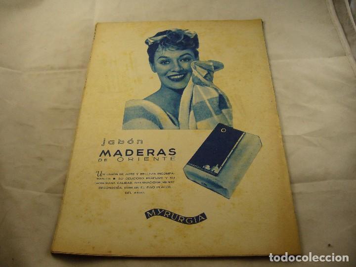 Coleccionismo de Revista Hola: Revista Hola 760 21 de marzo de 1959 - Foto 4 - 101439435