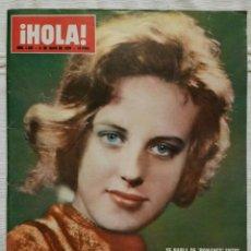 Coleccionismo de Revista Hola: REVISTA HOLA - N° 1341 - MAYO 1970 -. Lote 101489264