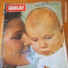 Coleccionismo de Revista Hola: ¡HOLA! Nº 1448 DE 1972- CLAUDIA CARDINALE, ROSARIO FLORES, FESTIVAL DE CANNES, ISABELLA ROSSELLINI +. Lote 103144227