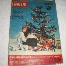 Coleccionismo de Revista Hola: HOLA ! N 956 . EXTRAORDINARIO DE NAVIDAD , DICIEMBRE 1962. Lote 103307419