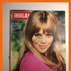 Coleccionismo de Revista Hola: HOLA Nº 1251 - 17 AGOSTO 1968 - BRITT EKLAND, JACQUELINE KENNEDY, SOFIA LOREN, CLAUDIA CARDINALE. Lote 105152587