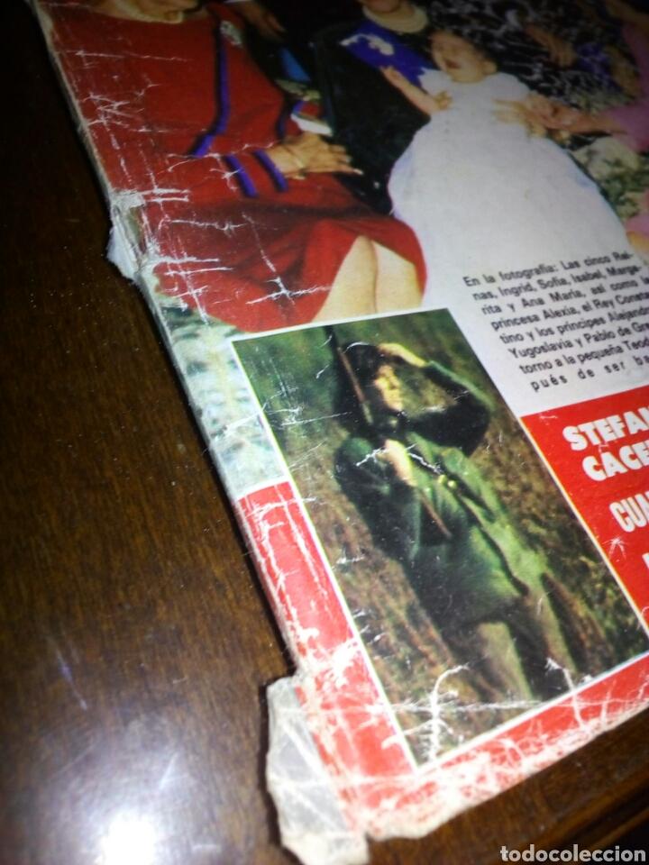 Coleccionismo de Revista Hola: Revista Hola, todos eran reinas, noviembre 1983, numero 2045 - Foto 2 - 105382284