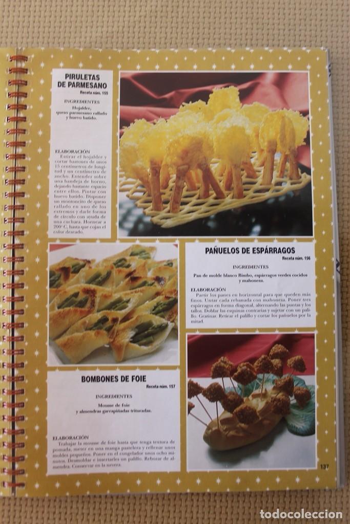Coleccionismo de Revista Hola: REVISTA HOLA NUMERO ESPECIAL COCINA NUEVO FORMATO PRACTICO CON MAS DE 260 RECETAS EN PERFECTO ESTADO - Foto 6 - 109343587