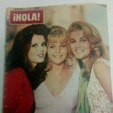 Coleccionismo de Revista Hola: HOLA 1031.30 MAYO 1964.EL CORDOBES, JAMES STEWARD,JOHNNY HALLYDAY,SILVIE VARTAN. Lote 109402956