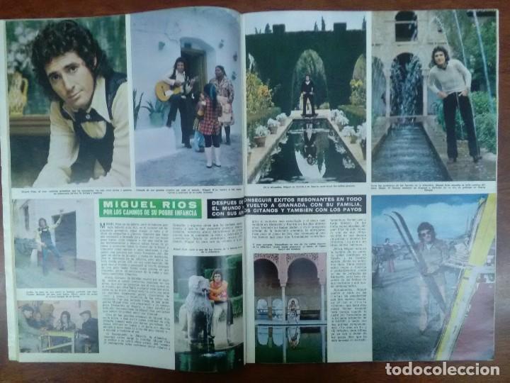 Coleccionismo de Revista Hola: HOLA Nº 1431 AÑO 1972 VIAJE PRINCIPES DE ESPAÑA AL JAPON MIGUEL RIOS JAIME MOREY - Foto 2 - 117429563