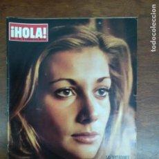 Coleccionismo de Revista Hola: HOLA Nº 1538 AÑO 1974 CRISTINA DE SUECIA ISABEL DE INGLATERRA MARIOLA MARTINEZ-BORDIU FRANCO. Lote 111524971