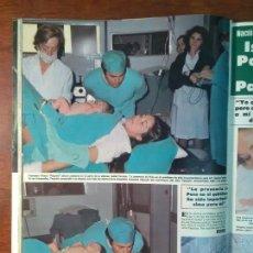Coleccionismo de Revista Hola: NACIMIENTO PRIMER HIJO ISABEL PANTOJA Y PAQUIRRI REVISTA AÑO 1984 PAQUIRRIN. Lote 112157067