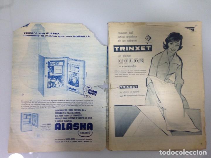 Coleccionismo de Revista Hola: ¡HOLA!,ALBUM DE LA BODA DE SS.RR.LA PRINCESA SOFIA Y EL PRINCIPE JUAN CARLOS DE ESPAÑA 1965 - Foto 2 - 115551791