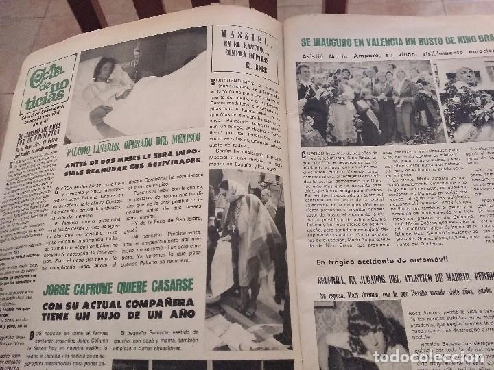 hola nº 1700 año 77 sofia loren,massiel,salome, - Comprar Revista ...