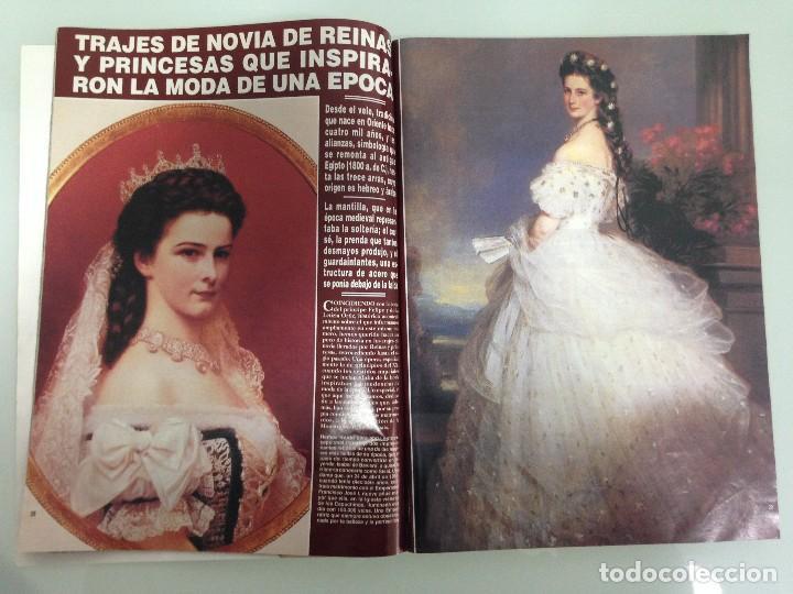 Coleccionismo de Revista Hola: ¡HOLA!, BODA DEL PRINCIPE FELIPE Y DOÑA LETIZIA, Nº3122, 3-JUNIO 2004 - Foto 3 - 116884679