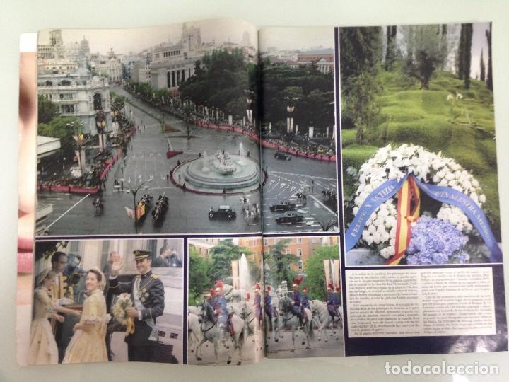 Coleccionismo de Revista Hola: ¡HOLA!, TODOS LOS DETALLES DE LA BODA DEL PRINCIPE FELIPE Y DOÑA LETIZIA, Nº3123, 10-JUNIO 2004 - Foto 3 - 116884779