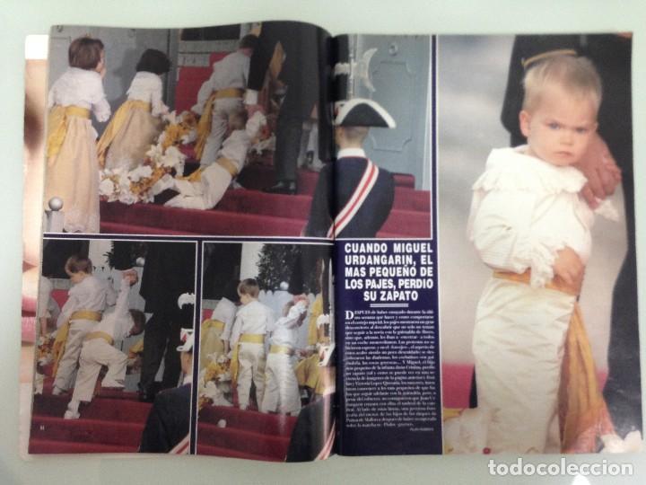 Coleccionismo de Revista Hola: ¡HOLA!, TODOS LOS DETALLES DE LA BODA DEL PRINCIPE FELIPE Y DOÑA LETIZIA, Nº3123, 10-JUNIO 2004 - Foto 5 - 116884779