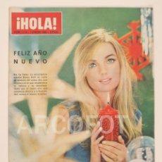 Coleccionismo de Revista Hola: HOLA Nº 1114 - 1 DE ENERO DE 1966. Lote 117194903