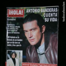Coleccionismo de Revista Hola: F1 HOLA Nº 3056 AÑO 2003 ANTONIO BANDERAS CUENTA TU VIDA.. Lote 118928455