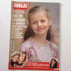 Coleccionismo de Revista Hola: HOLA ABRIL 2014. Lote 119092447