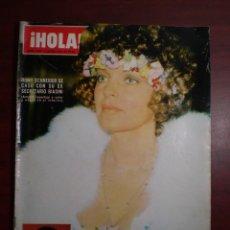 Coleccionismo de Revista Hola: HOLA -AÑO 1976- 1636 - CAROLINA MONACO - RICHARD BURTON. Lote 119547671