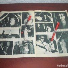 Coleccionismo de Revista Hola: JUNIO AÑO 1966- MARISOL - INAUGURACION XIV FESTIVAL SAN SEBASTIAN. 3 PAG.. RECORTE PRENSA. Lote 121907763