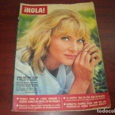 Coleccionismo de Revista Hola: HOLA AÑO 1966- Nº 1133- LA OTRA CRUZ VALLE LOS CAIDOS- CARMEN SEVILLA- PRINCIPES MONACO. Lote 122129955