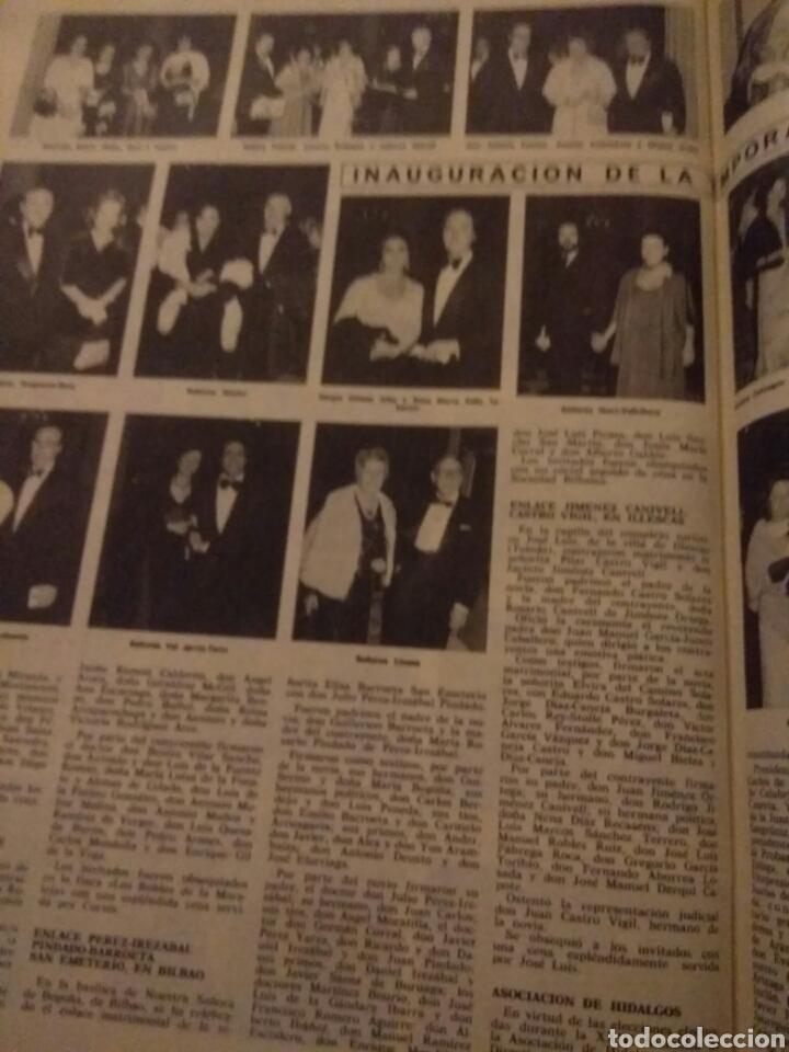 Coleccionismo de Revista Hola: REVISTA HOLA DICIEMBRE 1975 HOMENAJE A LOS REYES DE ESPAÑA.BUEN ESTADO - Foto 4 - 124988240