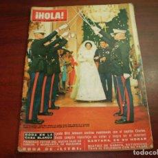 Coleccionismo de Revista Hola: HOLA AÑO 1967- Nº 1216- BODA EL LITRI-SNATANA EN SU HOGAR- BODA EN CASA BLANCA. Lote 126792351