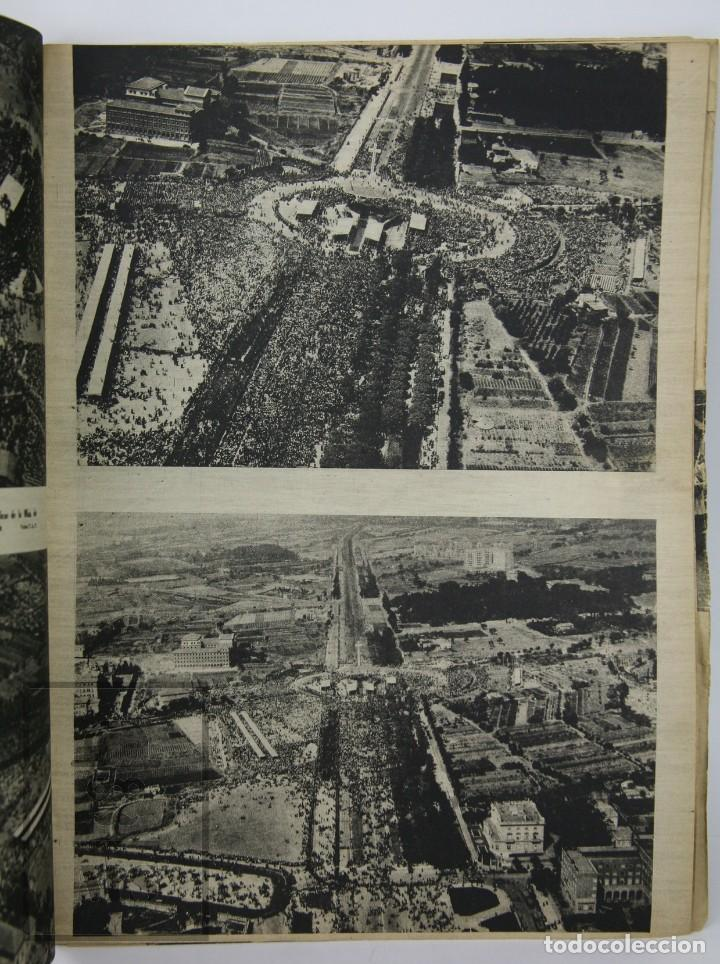 Coleccionismo de Revista Hola: 7 Publicaciones PAX y 1 ¡Hola! sobre el XXXV Congreso Eucarístico Internacional Barcelona, Año 1952 - Foto 12 - 129966427