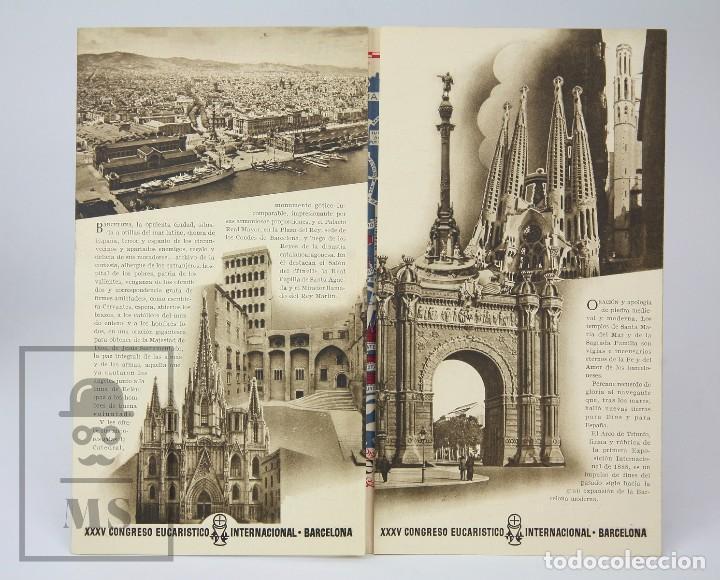 Coleccionismo de Revista Hola: 7 Publicaciones PAX y 1 ¡Hola! sobre el XXXV Congreso Eucarístico Internacional Barcelona, Año 1952 - Foto 19 - 129966427