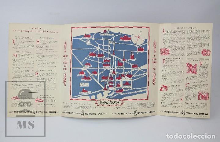 Coleccionismo de Revista Hola: 7 Publicaciones PAX y 1 ¡Hola! sobre el XXXV Congreso Eucarístico Internacional Barcelona, Año 1952 - Foto 20 - 129966427
