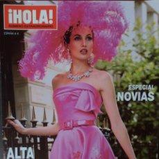 Coleccionismo de Revista Hola: HOLA NUMERO EXTRAORDINARIO, ALTA COSTURA OTOÑO-INVIERNO 2009-2010. Lote 131103408