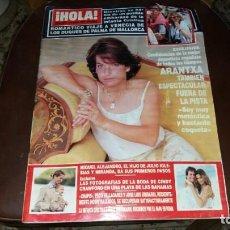 Coleccionismo de Revista Hola: AÑO 1998 NUMERO 2811 INFANTA CRISTINA ARANTXA ROCÍO CARRASCO IÑAKI URDANGARÍN VERÓNICA MENGOD. Lote 133633554