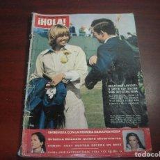 Coleccionismo de Revista Hola: HOLA OCTUBRE DE 1976- PRINCIPE CARLOS Y DAVINA-MARIA JOSE CANTUDO -`PRINCIPE FELIPE-RAPHAEL. Lote 134794330