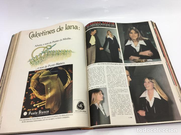 Coleccionismo de Revista Hola: FRANCO Y JUAN CARLOS I, ENCUADERNADO DE REVISTAS HOLA DESDE ENFERMEDAD DE FRANCO HASTA LA CORONACION - Foto 24 - 135162490