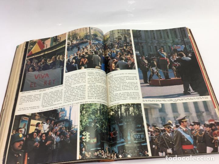 Coleccionismo de Revista Hola: FRANCO Y JUAN CARLOS I, ENCUADERNADO DE REVISTAS HOLA DESDE ENFERMEDAD DE FRANCO HASTA LA CORONACION - Foto 26 - 135162490