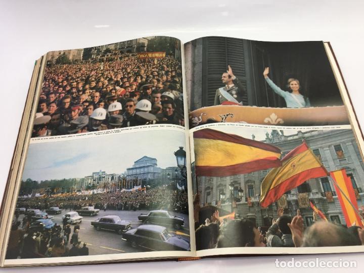 Coleccionismo de Revista Hola: FRANCO Y JUAN CARLOS I, ENCUADERNADO DE REVISTAS HOLA DESDE ENFERMEDAD DE FRANCO HASTA LA CORONACION - Foto 32 - 135162490