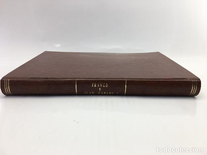 Coleccionismo de Revista Hola: FRANCO Y JUAN CARLOS I, ENCUADERNADO DE REVISTAS HOLA DESDE ENFERMEDAD DE FRANCO HASTA LA CORONACION - Foto 37 - 135162490