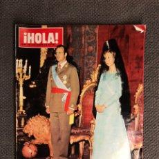 Coleccionismo de Revista Hola: HOLA. REVISTA NO.1632 (8 DE DICIEMBRE DE 1975). Lote 135904818
