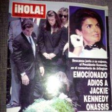 Coleccionismo de Revista Hola: REVISTA HOLA, JUNIO 1994, NÚMERO 2599. Lote 137322650
